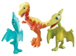 Dinosaur Train Toys - 3 Pack