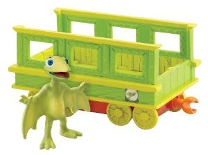 Dinosaur Train Toys - Tiny Train Car