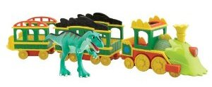 Dinosaur Train with Lights and Sounds