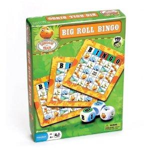 Dinosaur Train Games - Bingo