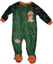 Dinosaur Train Footed Sleeper PJ's
